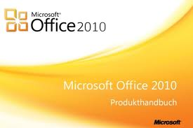 Office 2010 Produktanleitung
