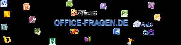 Office-Fragen Forenübersicht
