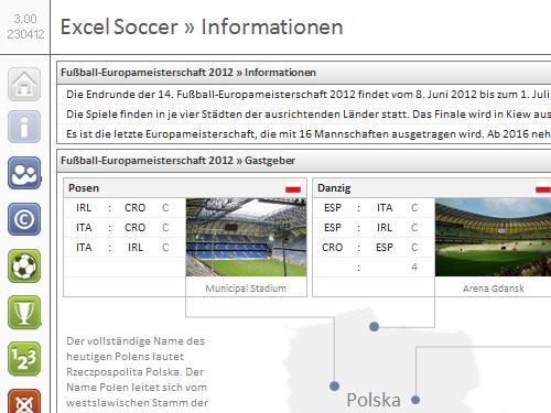 Excel-Soccer 2012